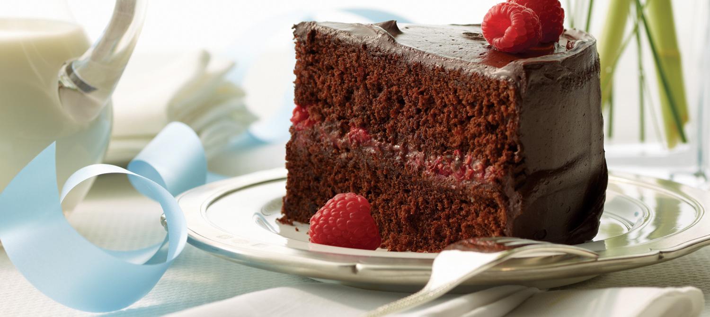 Photo Recette Gâteau Célébration au Chocolat et aux Framboises