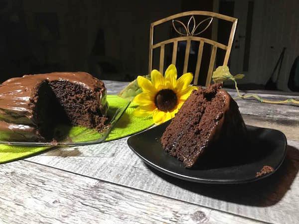 Gâteau Chocolat à la Josée 5