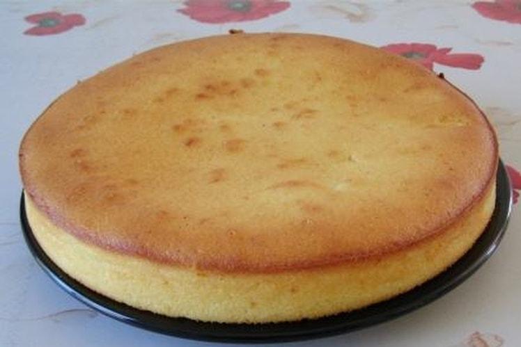 Gâteau Douceur à la Noix de Coco