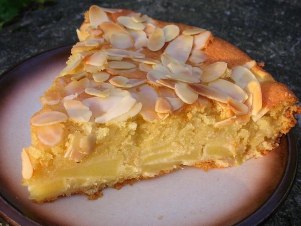 Photo Recette Gâteau Moelleux aux Pommes et aux Amandes