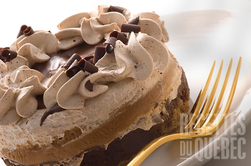 Photo Recette Gâteau Mousse au Chocolat