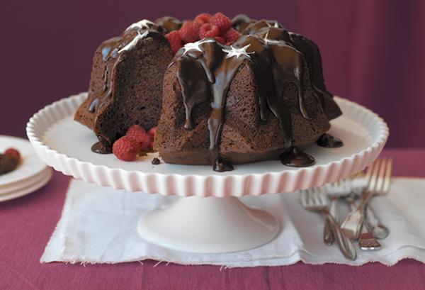 Photo Recette Gâteau Mousse aux Trois Chocolats