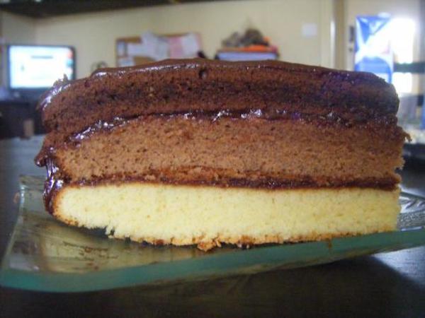 Gâteaux 3 Chocolats