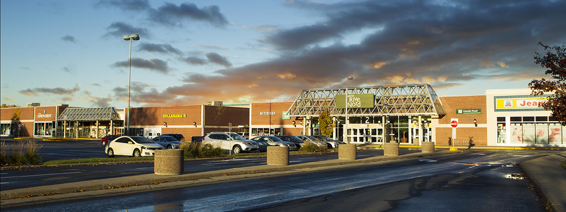 Galeries Rive Nord - Centre Commercial Repentigny