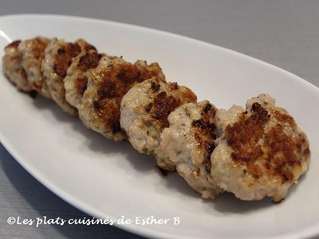 Galettes de Saucisse Déjeuner à L'érable
