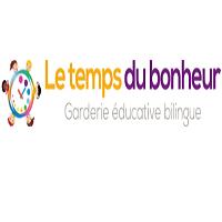 Logo Garderie le Temps du Bonheur