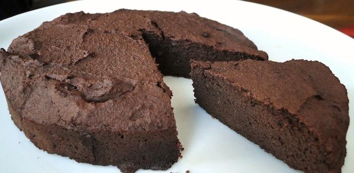 Photo Recette Gâteau au Chocolat à la Farine de Coco