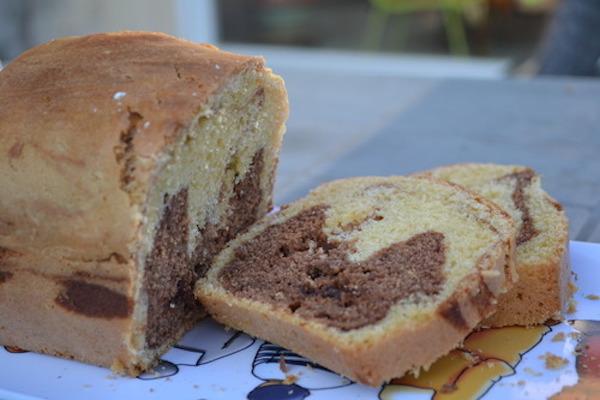 Photo Recette Gâteau au Yaourt et Nutella