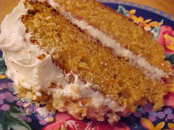 Photo Recette Gâteau aux Carottes et au Sirop D'érable, Glaçage Crémeux au Sirop D'érable
