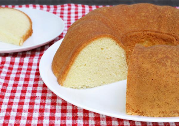 Photo Recette Gâteau Blanc