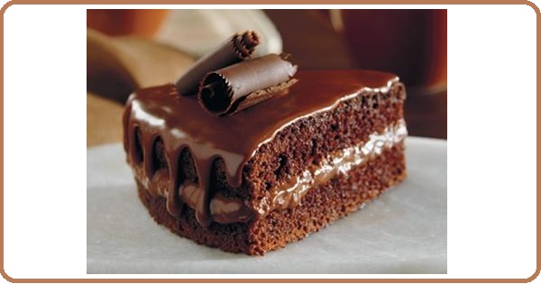 Gâteau Boston Tout Chocolat