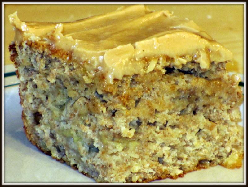 Photo Recette Gâteau-Collation aux Bananes et au Beurre D'arachide