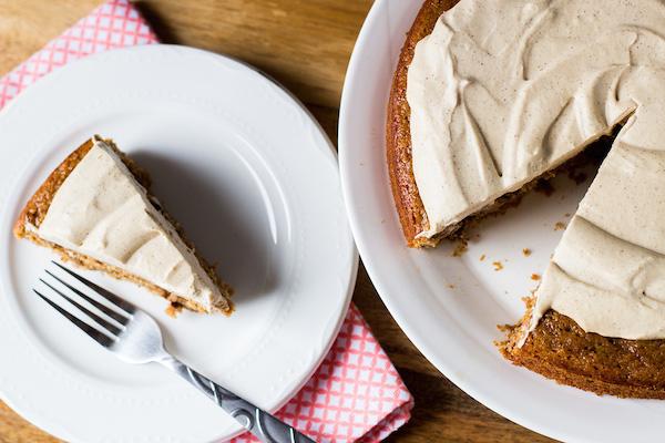 Photo Recette Gâteau de Courge Poivrée au Gingembre pour l'action de Grâce