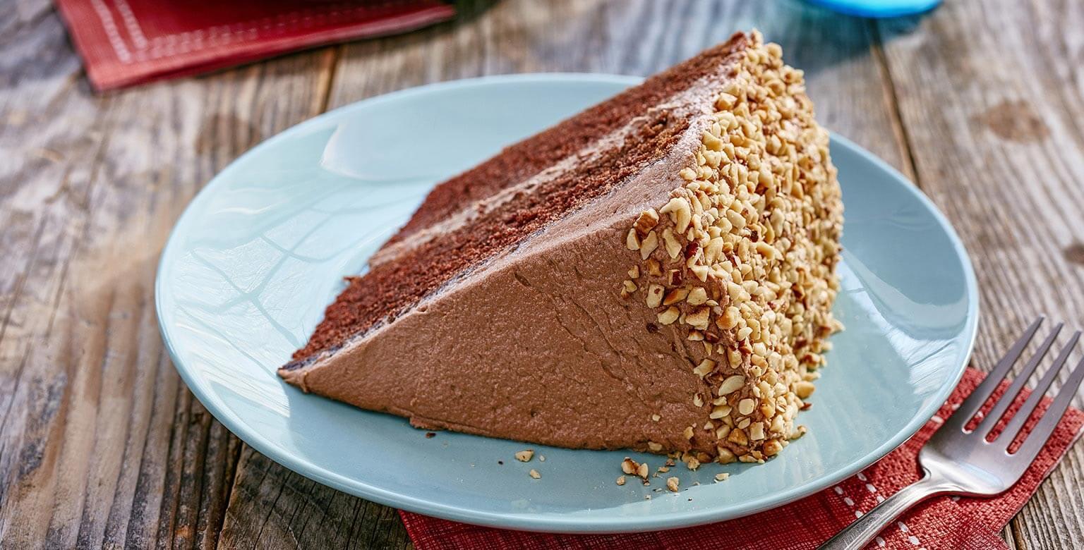 Gâteau de Rêve Double Chocolat