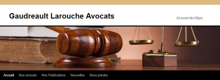 Gaudreault Larouche Avocats en Ligne