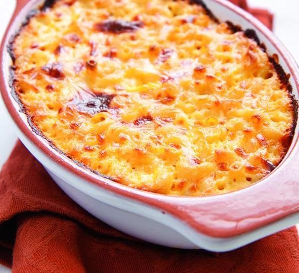 Gratin de Pâtes au Jambon Gratiné au Fromage Gusto