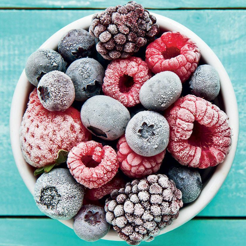 Guide de Congélation des Fruits de Saison