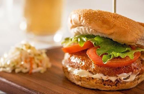 Hamburger Red Hot