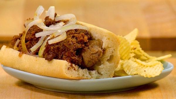 Hot Dog Michigan de Luxe