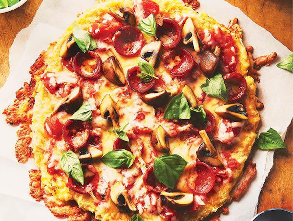 Incroyable Pâte à Pizza Sans Gluten