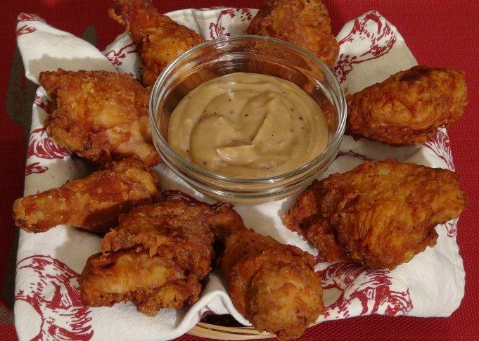Poulet croustillant KFC Kentucky