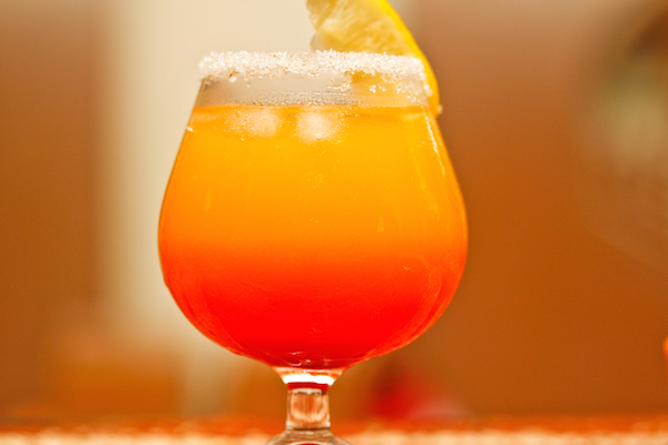 La Bomba Drink Receta