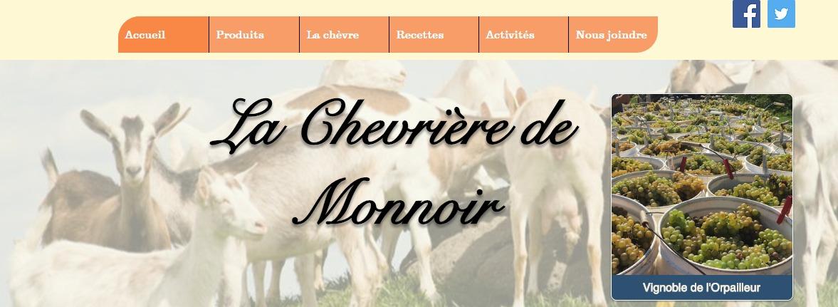 La Chevriere de Monnoir en Ligne