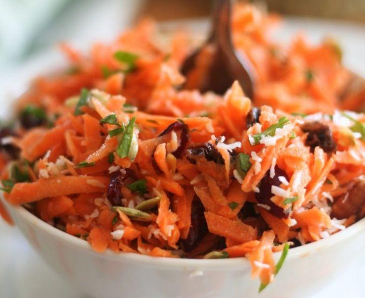 Photo Recette La Meilleure Salade de Carottes