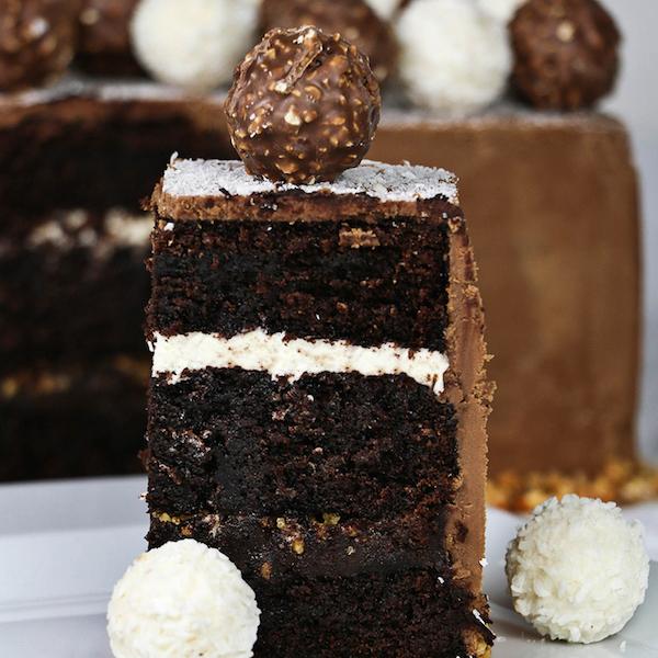 Photo Recette Le Cake au Chocolat