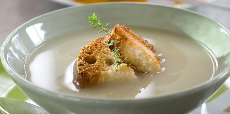 Photo Recette La Soupe à L'aïl de ma Grand-Mère