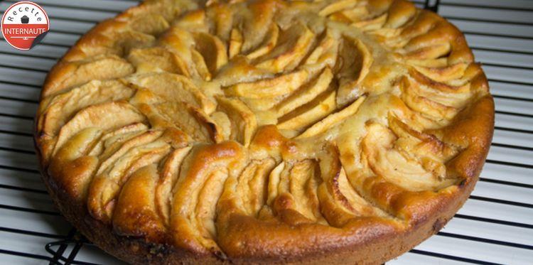 La Tarte Flamande aux Pommes