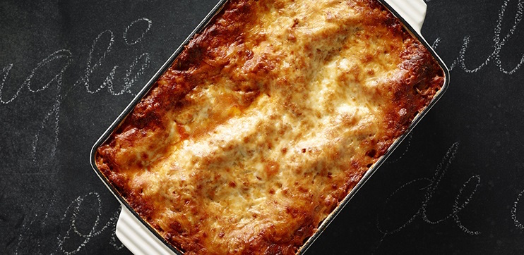 Photo Recette Lasagne au Rapini et Saucisses Italiennes