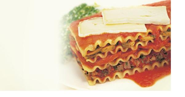 Lasagne aux 4 Saveurs