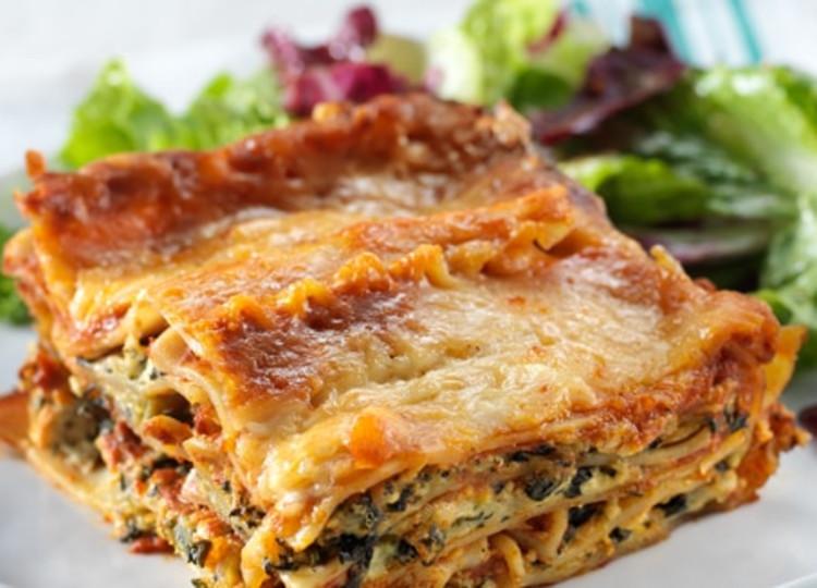 Photo Recette Lasagne aux Légumes à la Mijoteuse