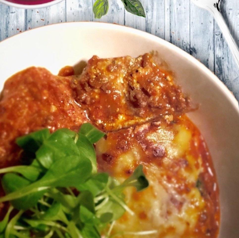 Photo Recette Lasagne de Courgettes au Parmesan