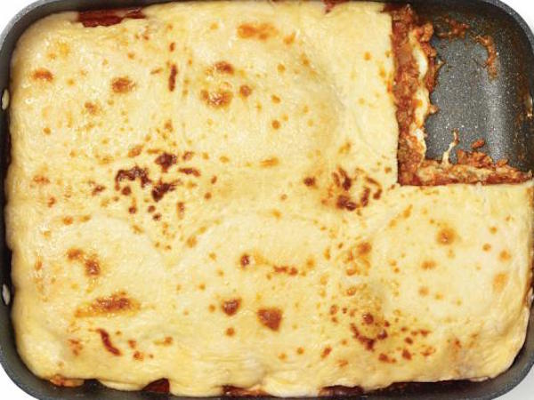 Lasagne de Tortillas Façon One Pot