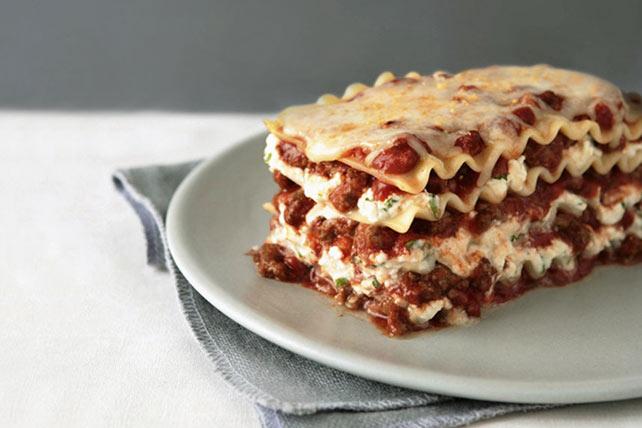 Photo Recette Lasagne toute Simple