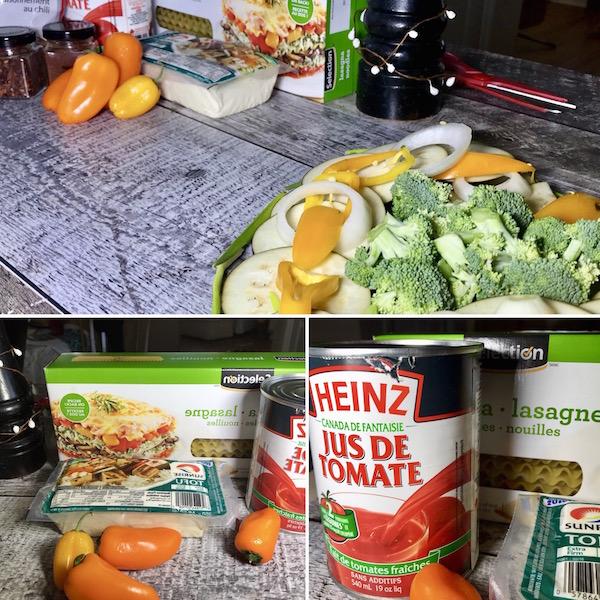 Lasagne Végé à L'aubergine 4