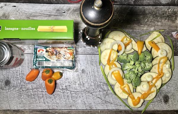 Lasagne Végé à L'aubergine 5