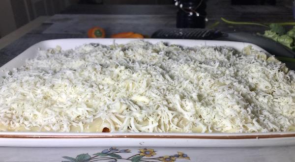 Lasagne Végé à L'aubergine 7
