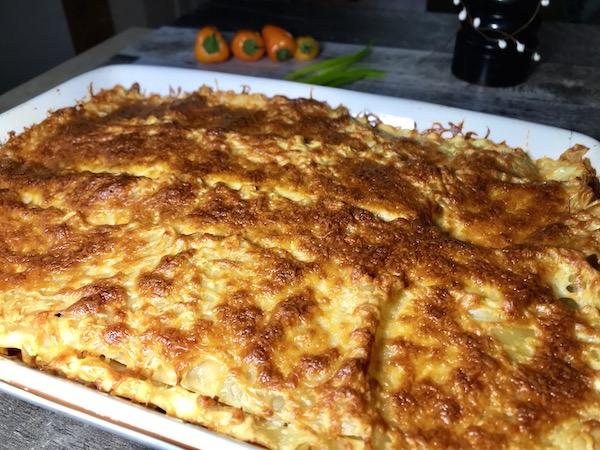 Lasagne Végé à L'aubergine 9