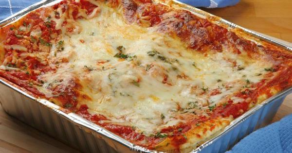 Lasagnes aux Légumes et Fromage à Raclette Richemonts