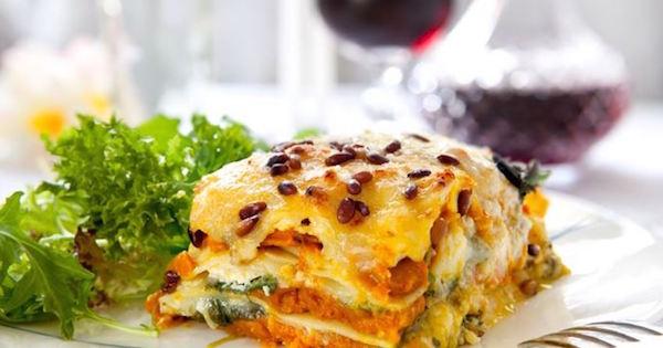 Lasagnes aux Légumes Faciles