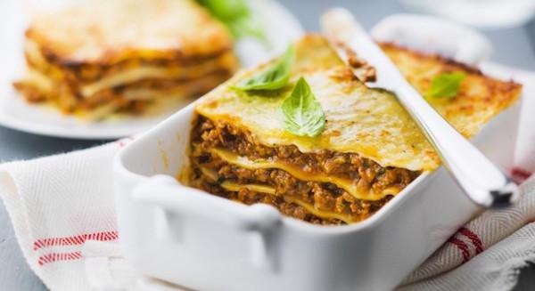 Lasagnes en Moins de 30 minutes
