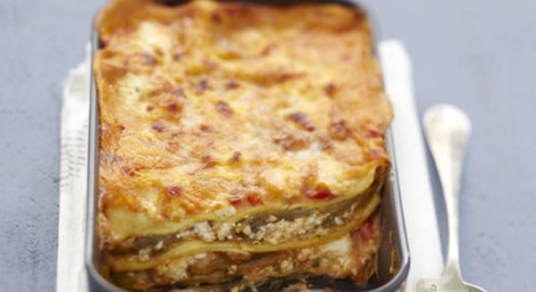 Lasagnes Végétariennes au Chèvre Frais