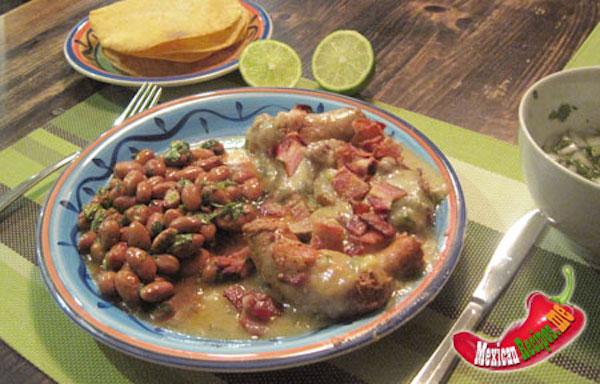 Le Boeuf dans son Jus Mexicain