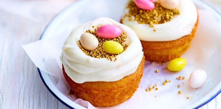 Le Cupcake de Pâques