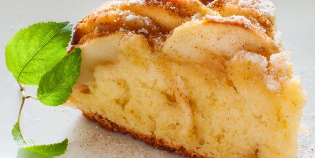 Photo Recette Le Dessert Parfait cet Automne…Le Gâteau aux Pommes