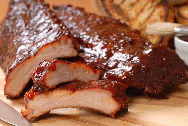 Le Flanc de Porc Confit aux Épices