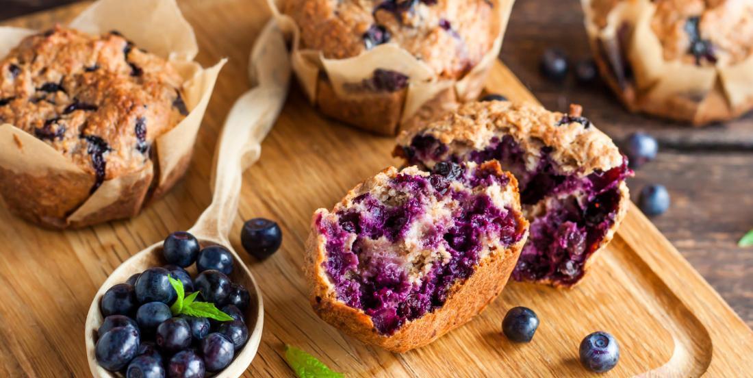 Photo Recette Le Parfait Muffin Santé